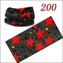 دستمال سر و گردن زمستانی پلار C200