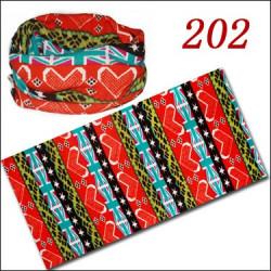 دستمال سر و گردن زمستانی پلار C202