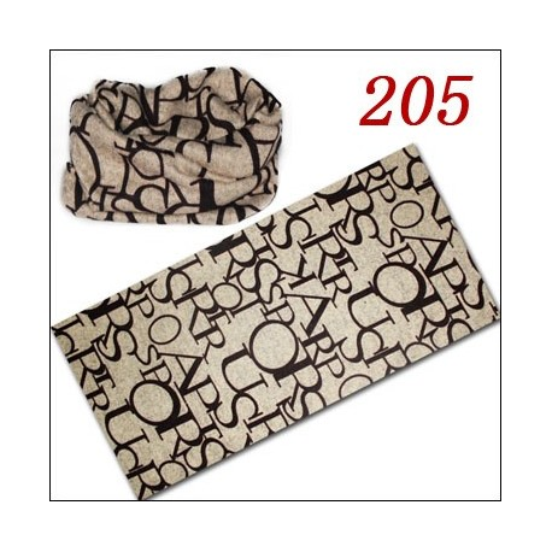 دستمال سر همه کاره TSC0100