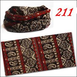 دستمال سر زمستانی پلار C211