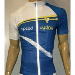 حراج پیراهن تمام زیپ دوچرخه سواری کریوت آبی