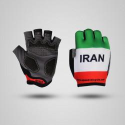 دستکش دوچرخه سواری تیم ملی ایران