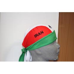 دستمال سر دوچرخه سواری تیم ملی ایران