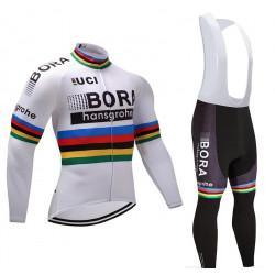پیراهن آستین بلند و شلوار دوچرخه سواری UCI BORA