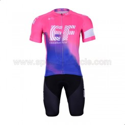پیراهن و شورت دوچرخه سواری تیم EF Education