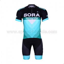 پیراهن و شورت دوچرخه سواری تیم بورا BORA