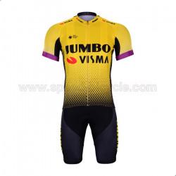 پیراهن و شورت دوچرخه سواری تیم Lotto JUMBO