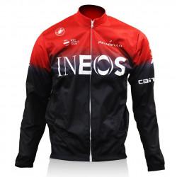 کاپشن زمستانی دوچرخه سواری تیم INEOS