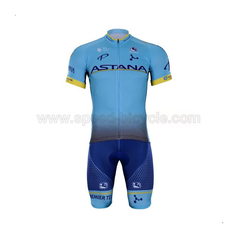 ست پیراهن و شورت دوچرخه سواری تیم کاتیوشا آلپسین