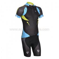 پیراهن و شورت تیم دوچرخه سواری PEARL IZUMI blue