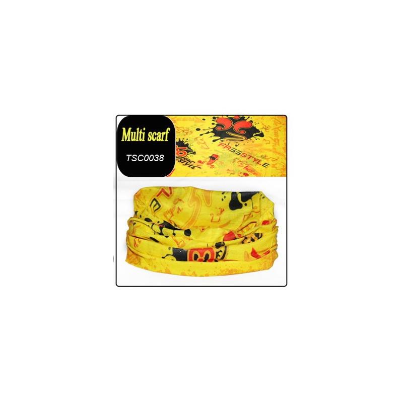 دستمال سر و گردن همه کاره TSC0034