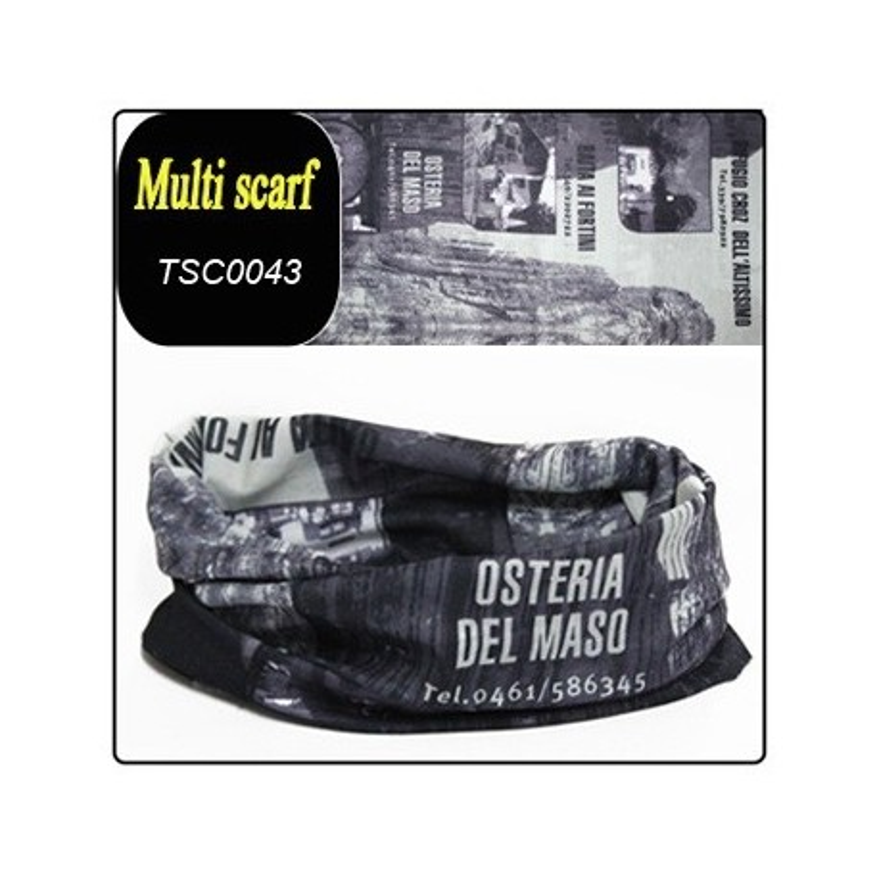 دستمال سر و گردن همه کاره TSC0038