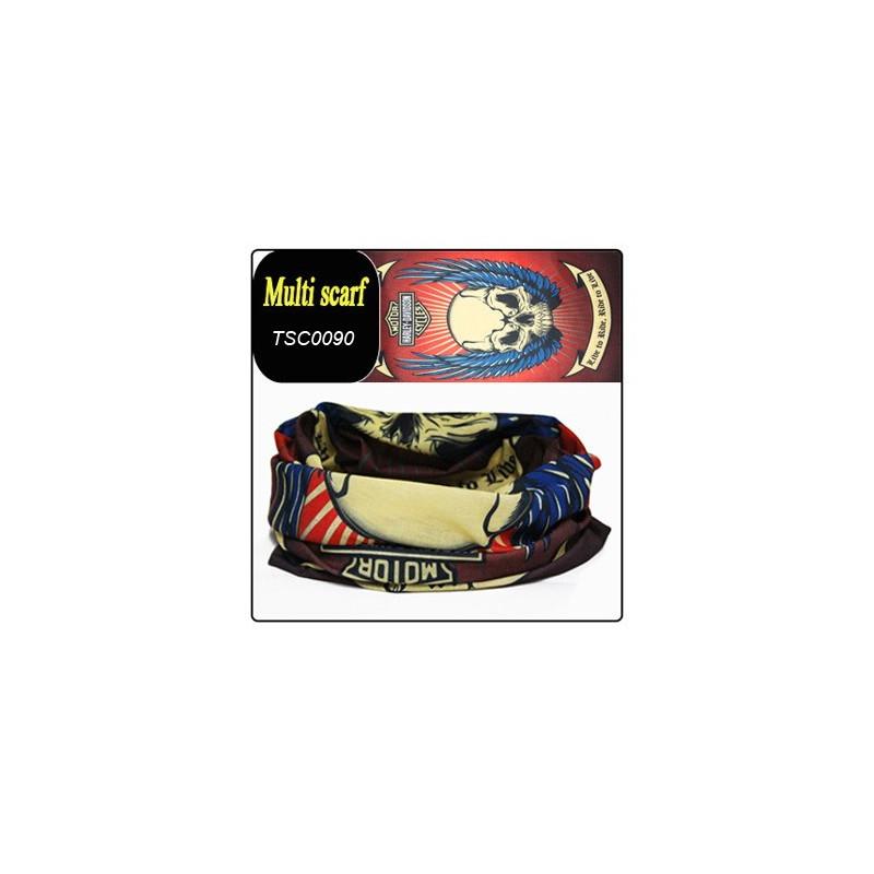 دستمال سر و گردن همه کاره TSC0081