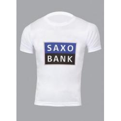 تی شرت تیم SaxoBank