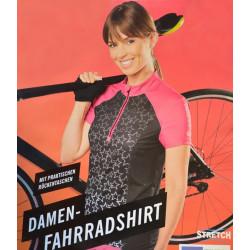 پیراهن آستین کوتاه دوچرخه سواری زنانه کریوت در چهار طرح